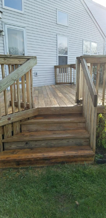 deck power washing ohio